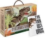 Tyrannosaurus - Boek en 3D model (I. Trevisan) (Paperback / softback)