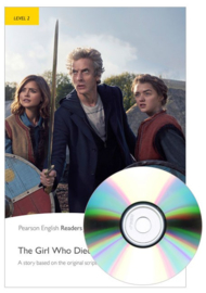 Doctor Who: The Girl Who Died  Book & CD Pack