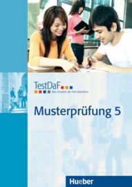 TestDaF Musterprüfung 5 Heft met Audio-CD