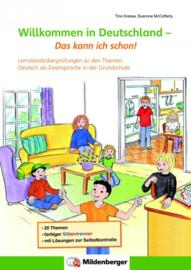 Willkommen in Deutschland - Das kann ich schon Arbeitsheft