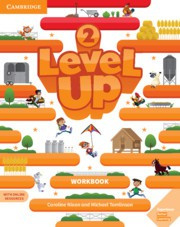 Level Up Level2 Workbook with Online Resources and My Home Booklet
