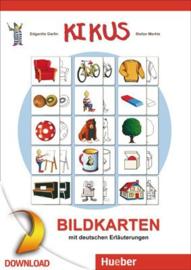 KIKUS Deutsch Digitale Bildkarten (Zip-Download)
