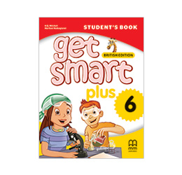 Get Smart Plus 6 Student's Book British Edition