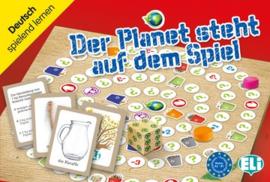 Der Planet steht auf dem Spiel Spielbrett Würfel 60 Fotokarten 72 Spielkarten Anleitung