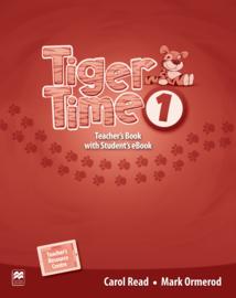 Tiger Time 1 Teacher's Book + eBook Pack