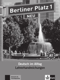 Berliner Platz 1 NEU Lerarenboek