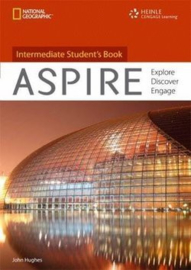 Aspire Intermediate Student's Book+dvd