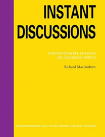 Photocopiables Ltp: Instant Discussions