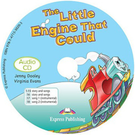 The Little Engine That Could Audio Cd