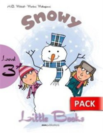 Snowy Students Book With Cd Rom