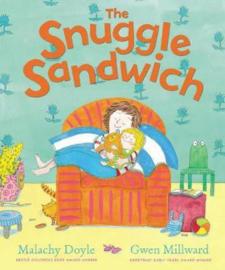 The Snuggle Sandwich (Malachy Doyle & Gwen Millward) Paperback / softback