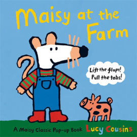 Maisy At The Farm (Lucy Cousins)