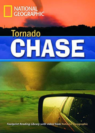 Footprint Reading Library 1900: Tornado Chase Book With Multi-rom (x1)