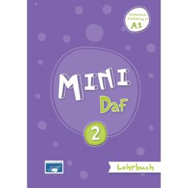 MINI DaF 2 Lehrbuch