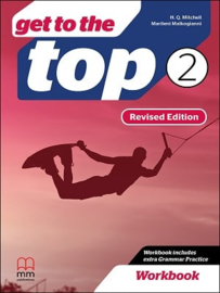 Get To The Top 2 Workbook: Revised Edition