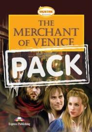 The Merchant Of Venice Set With Cds & Dvd Pal/ntsc & Cross-platform Application
