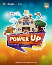Power Up Level2 Pupil's Book