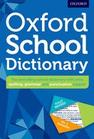 Oxford School Dictionary HB