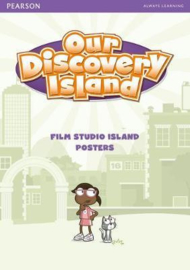 Our Discovery Island Level 3 Poster Pack