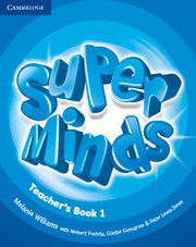 Super Minds Level1 Teacher's Book