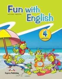 Fun With English 4 Primary Student's Book International