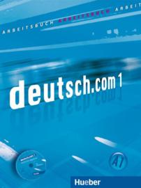 deutsch.com 1 Werkboek met Audio-CD bij het Werkboek