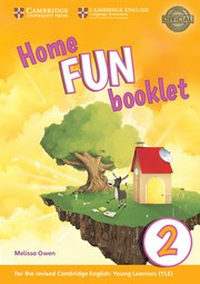 Storyfun for Starters, Movers and Flyers Second edition 2 Home Fun Booklet