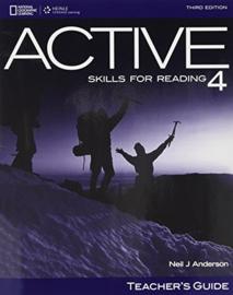 Active Skills For Reading 4 Teacher's Guide 3e