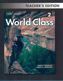 World Class 2 Teacher's Edition