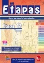 Etapa 13. Textos - Libro del alumno/Ejercicios + CD