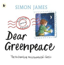 Dear Greenpeace (Simon James)