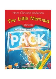 The Little Mermaid Teacher's Book With Digi-book Application