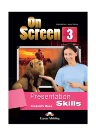 On Screen 3 Presentation Skills Student's Book (international)