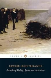 Records Of Shelley, Byron And The Author (Edward John Trelawny)