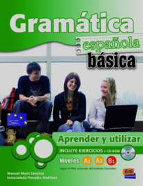 Gramática española básica + CD-ROM