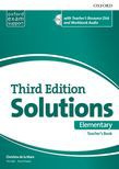 Solutions Elementary Essentials Teacher's Book And Resource Disc Pack
