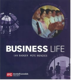 English For Business Life Upper-intermediate Self -study Guide [with Audio Cd (x2)]