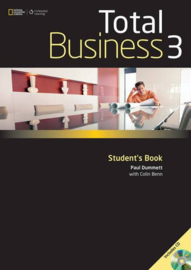 Total Business 3 Upper-intermediate Student's Book with Audio Cd (1x)