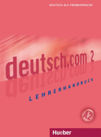 deutsch.com 2 Lerarenboek