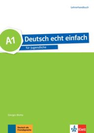 Deutsch echt einfach A1 Lerarenboek