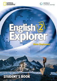 English Explorer 2 Student's Book with Multi-rom (x1)