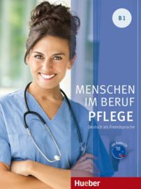 Menschen im Beruf - Verpleging B1 Studentenboek met Audio-CD