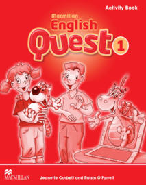 Macmillan English Quest Level 1 Activity Book