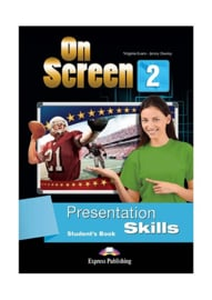 On Screen 2 Presentation Skills Student's Book (international)