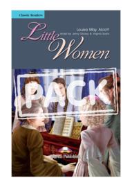 Little Women Set With Cd