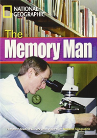 Footprint Reading Library 1000: Memory Man Book With Multi-rom (x1)