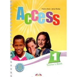 Access 1 Teacher's Book (international)