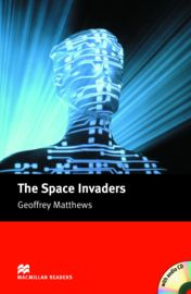 Space Invaders, The  Reader with Audio CD