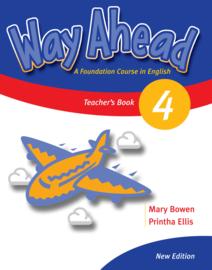 Way Ahead New Edition Level 4 Teacher's Book