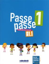 Passe-passe 1 A1.1 - Méthode de français